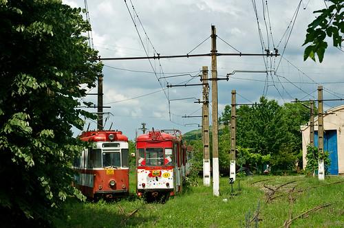 arad romania rumänien strasenbahn streetcar tram trambahn tramwai tramvai ghioroc