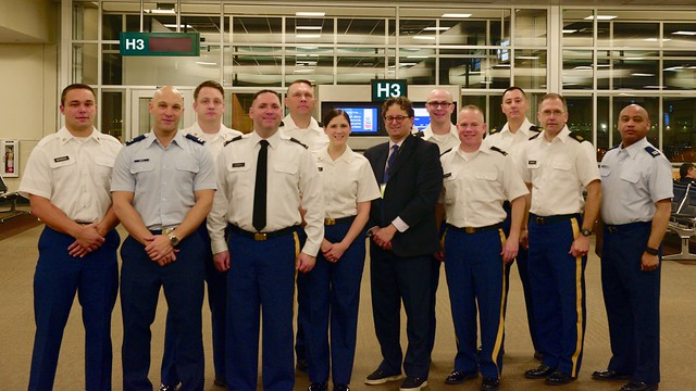 Minnesota National Guard Remembers the Holocaust with Jewish Community Relations Council