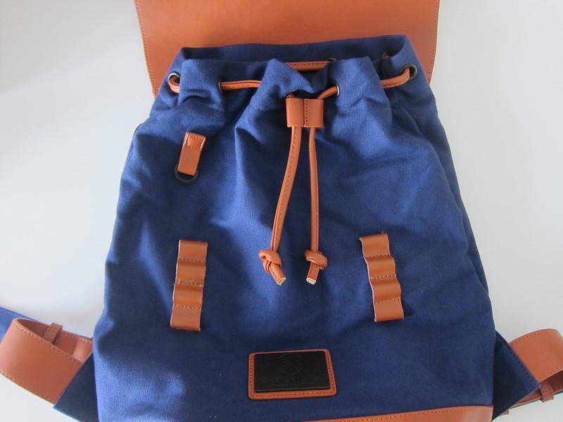 Gaston Luga - Praper Backpack - Open