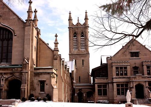 stmarksromancatholicchurch st mark stmarks romancatholic church buffalo ny newyork religion worship god architecture