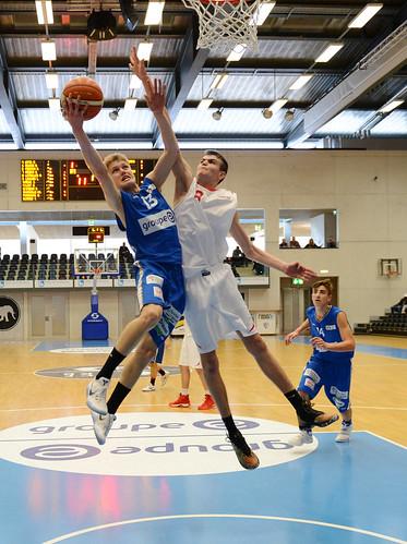 Grande Finale Fribourg Académie U16m -  Swiss Central Basket 48