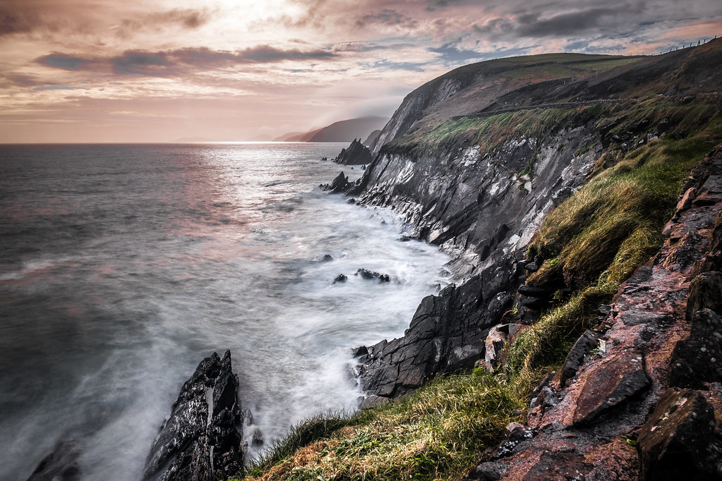 Slea Head - co. Kerry, Ireland - Seascape photography