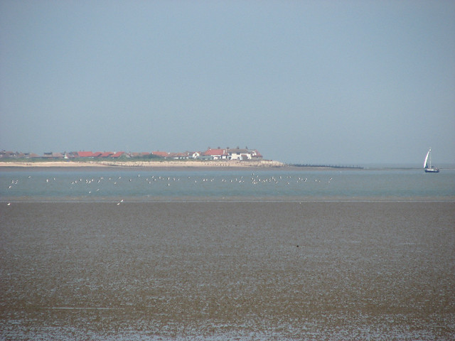 Zooming in on the Isle of Sheppey