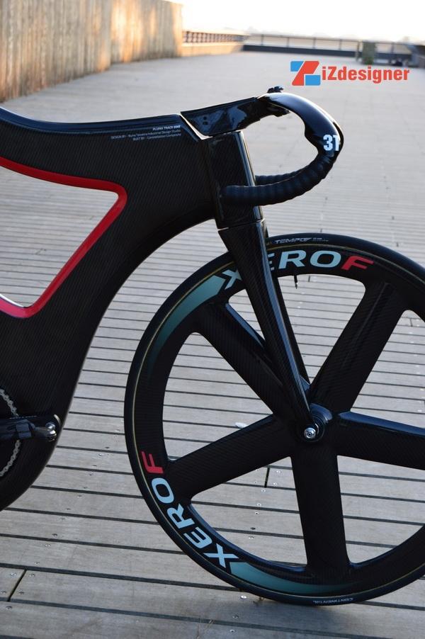 Thiết kế độc đáo của xe đạp thể thao PLUMA