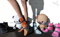 [sYs] KINJO tabi shoes