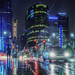 Rain on Main by Jonathan Tasler