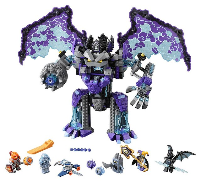 70356 The Stone Colossus of Ultimate Destruction 2
