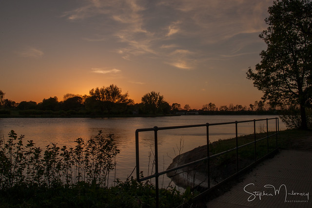 Eccleston Sunset, Canon EOS-1D MARK II, Sigma 24-35mm f/2 DG HSM | A