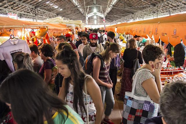 Feira do MST atrai 170 mil pessoas na capital paulista