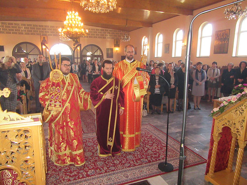 Ordination of a priest for the Parish of Hasselt (02.04.2017)