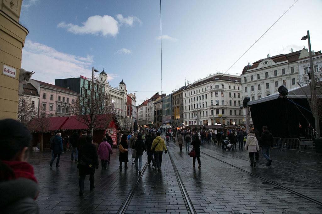 Brno #visitCzech #チェコへ行こう #link_cz