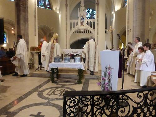 2017 04 10 Messe chrismale, Ceignac (24)