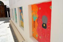 Shaikh Ebrahim bin Mohammed Al Khalifa - Children's Art Exhibit