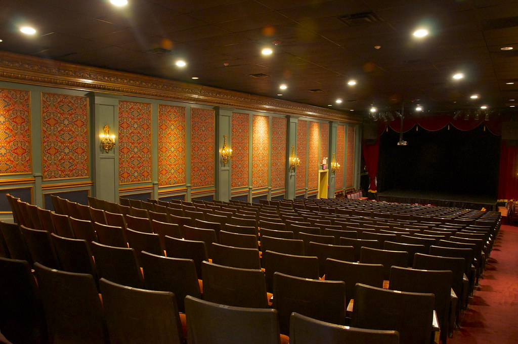 Washington House Hotel Sellersville Theater - Sellersville PA Pennsylvania - Retro Roadmap