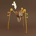 MinecraftMould - Steampunk Spider by Legopard