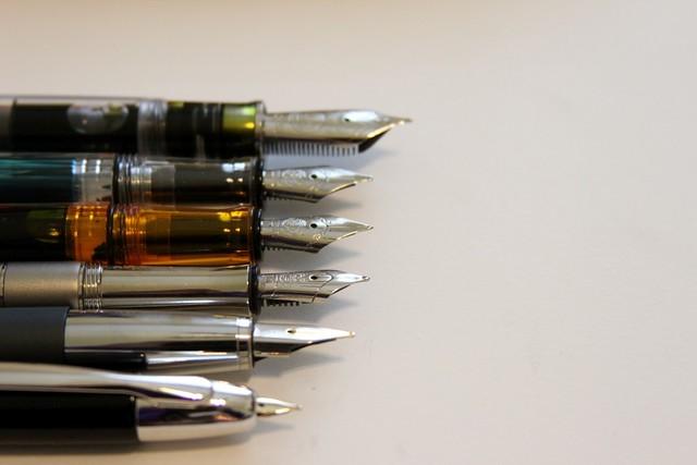 Modern Pen Line Up