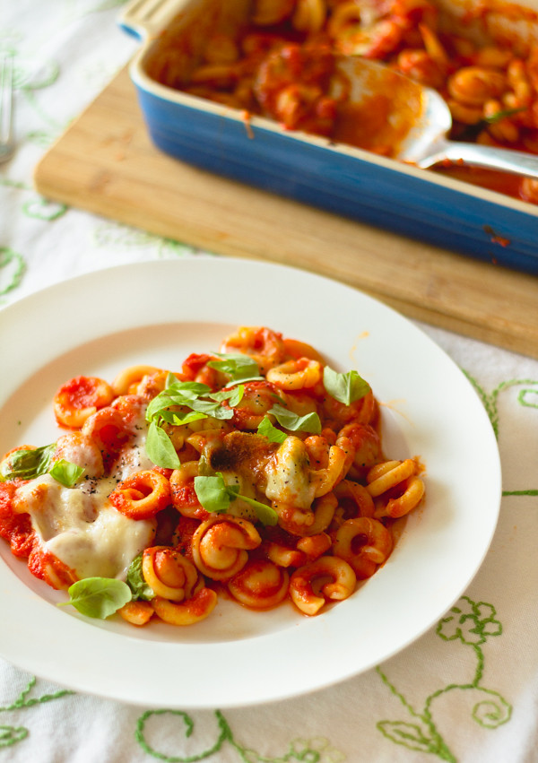 Cappelletti with Tomato & Butter Sauce