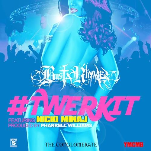 """New Music: Busta Rhymes Feat. Nicki Minaj """"Twerk It (Remix)"""""""