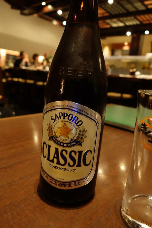 經典札幌啤酒