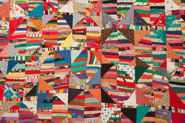 Hidden Labor and Historical Quilts, Brooklyn Museum