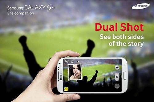 Samsung Dual Shot