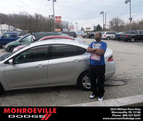 Monroeville Dodge would like to say Happy Birthday to Anthony Johnson! by Monroeville Dodge
