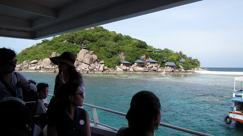 Koh Nangyuan 1day trip ナンユアン島スノーケルツアー (34)