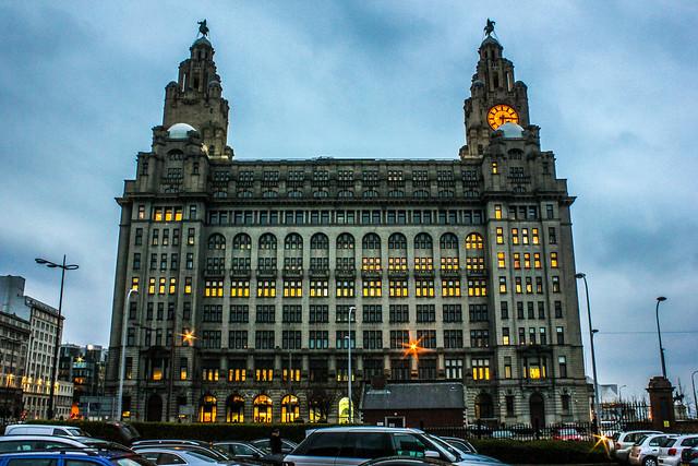Pier Head de Liverpool