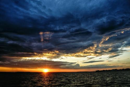 sunset seasidepark sonynex7