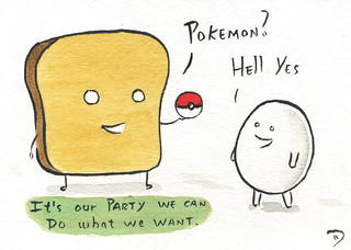 Pokemon Party