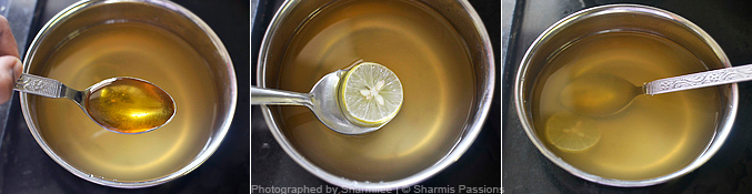 Ginger Tea Recipe - Step3