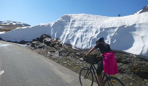 Doreen, Snow, Col de l'ISeran