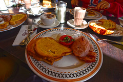 Breakfast at Gino's Fremantle, Western Austra…