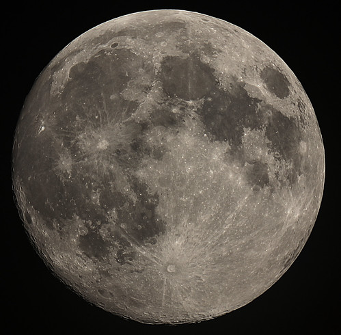 Tonight's Moon 21-07-13