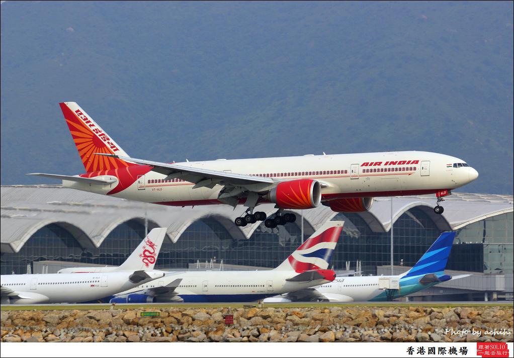 Air India VT-ALD-001