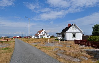 Stenshamn i Blekinge skärgård, Sverige / An island in the archipelago of Blekinge, southeast of Sweden