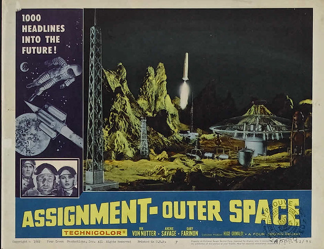assignment outer space Read user reviews of , 1961, with here at tcm.