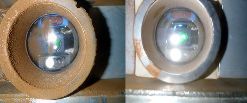 Air Purge before and after