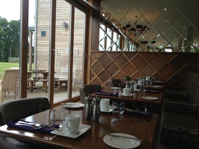 Restaurant Fonab Castle Pitlochry