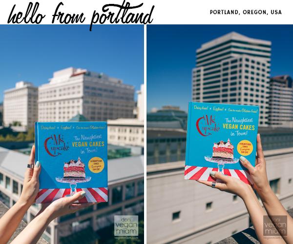Ms. Cupcake vegan cookbook