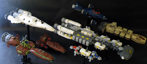 First Expeditionary Colonial Fleet