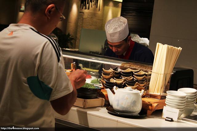 Spice Brasserie - Sashimi