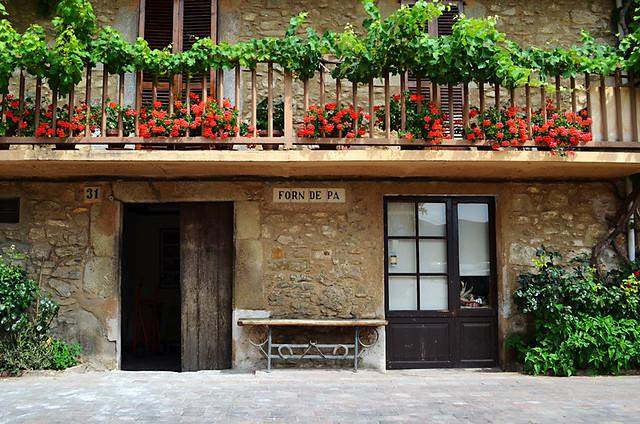 Hostelat d'en Bas, Pyrenees, Catalonia