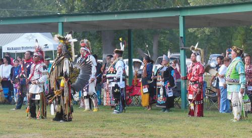 Indian Kickapoo Pow Wow