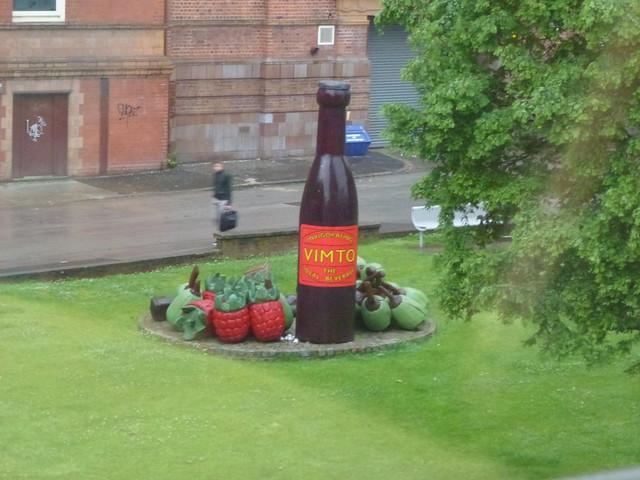 Vimto Monument, Manchester