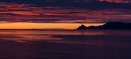 sunset norway sunrise canon eos svalbard spitsbergen 500d nyalesund kongsfjord daniele1357