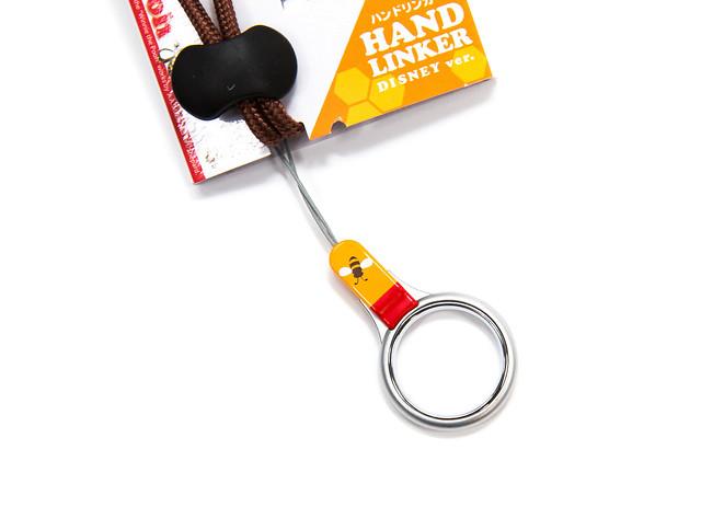 HAND Linker 手環頸環雙用手機吊繩 (小熊維尼 + 史迪奇) 迪士尼版本開箱! @3C 達人廖阿輝