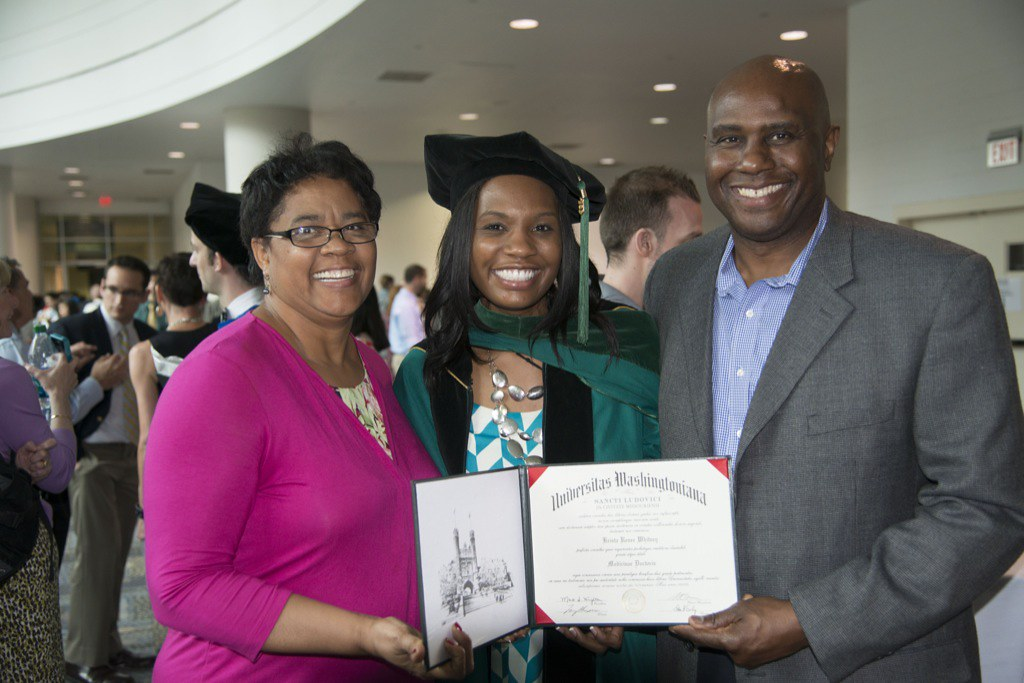 MD Commencement Recognition Ceremony