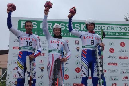 MS v lyžování na trávě - Super-G = SuperDen pro českou výpravu