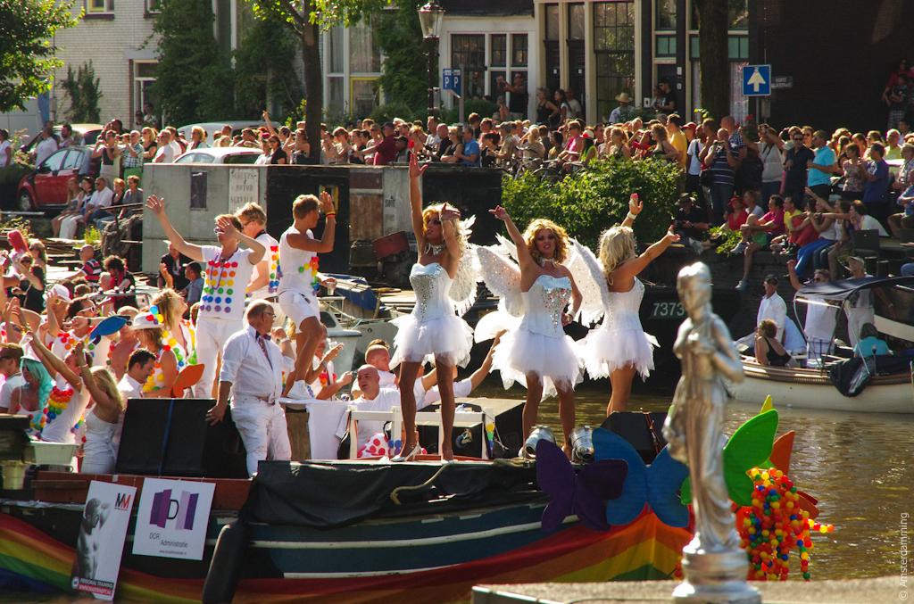 Amsterdam, GayPride 2013
